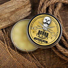 The Beard & The Wonderful, Portland Moustache Wax. 1/2 Oz tins. Unscented