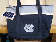 North Carolina University UNC quilted purse handbag official NTW free shipping