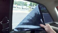 NEW! Removable Charcoal Window Tint Film for Home or Auto 5%, 20%, 35%, 50%