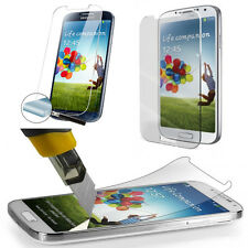 Real Premium Tempered Glass Screen Protector Film Guard Samsung Galaxy S4 S5 S6
