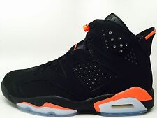 2014 Nike Air Jordan Retro 6 VI Black Infrared 23 384664-023 Limited Release MJ