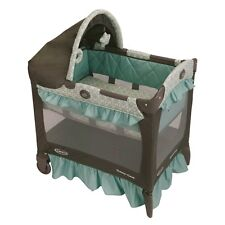 Graco Convertible Bed Crib Mattress Bassinet Portable in Play Furniture
