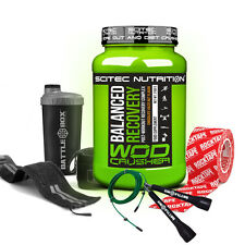 BATTLE BOX WOD CRUSHER SCITEC NUTRITION ROCKTAPE SKIPPING ROPE WRIST WRAP CROSS