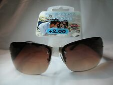 Foster Grant SunReaders Temptation Bifocal Reading Sunglasses +1.50 2.00 2.50