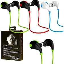 Earbuds Wireless Bluetooth Sweatproof Sport Stereo Headset For iPhone Samsung