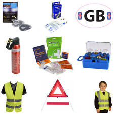 Legal euro european travel kit items for driving in France french breathalysers