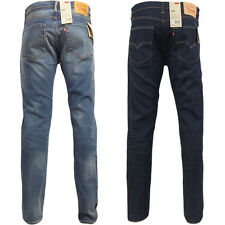 Levi Strauss 508 Jean Levi's Tapered Leg Carrot Fit Slim Denim Pant Trouser New