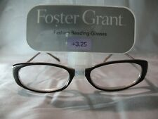 Foster Grant Radiance Brown Reading Glasses 1.00 1.25 1.50 1.75 2.25 2.75 3.25