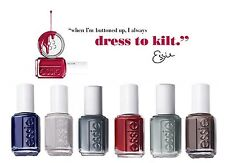 Essie Nail Polish - FALL 2014 - DRESS TO KILT COLLECTION