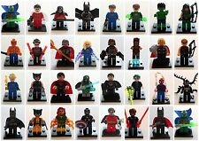 FIGURAS LEGO Y CUSTOM SUPER HEROES VENGADORES STAR WARS SIMPSONS