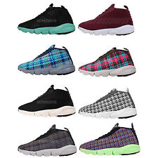 Nike Air Footscape Desert Chukka Woven NSW Mens Fashion Shoes Sneakers Pick 1