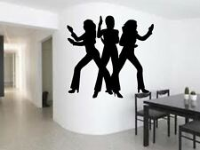 Charlies Angels lounge bedroom kitchen vinyl wall Decal -Sticker 3 for 2