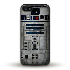 Star Wars R2D2 Robot Cover Case For iPhone 6 6 plus 5 5s 5c 4 4s Galaxy s5 s4