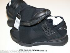 Y3 Adidas QASA High TRIPLE BLACK Yohji Yamamoto Brand New Y-3 M21248 Kanye West