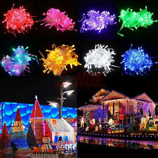 10M 100 LEDs Waterproof  String Fairy Lights Christmas Xmas Party Wedding light
