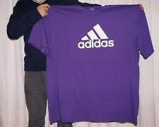 Adidas Men's Big & Tall Purple T-Shirt - 4XL, 5XL, 6XL, 7X, 8X