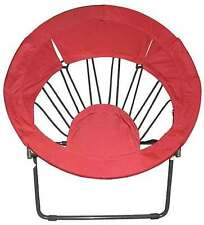 Bungee Chair Folding Tailgating College Dorm Game Room Portable Chair