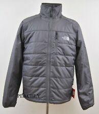The North Face Men's Brecon Puffer Winter Jacket Coat Grey Sz S M L New NWT