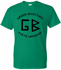 Green Bastard Trailer Park Boys Bubbles Tee Shirt Ricky Julian TPB NEW T-Shirt