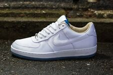 NIKE AIR FORCE 1 DOWNTOWN QS BRAZIL COLLECTION MEN'S SHOE 635273-100 SIZE 10-12