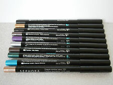 SEPHORA 12 Hour WATERPROOF Eyeliner *YOU CHOOSE COLOR* FULL SIZE