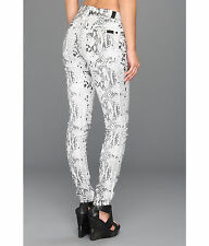 NWT 7 For All Mankind The Skinny in White with High Gloss SZ 24 26 27 29 30 $259