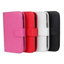 WALLET PU Leather Flip Case Cover Pouch For Samsung GT-S5360 Galaxy Y Young