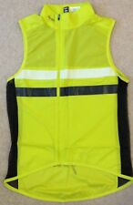 Rapha Hi-Vis Cycling Gilet Yellow Chartreuse Medium & Large BRAND NEW  Jersey