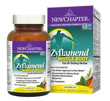 New Chapter ZYFLAMEND WHOLE BODY Inflammation Support PICK SIZE