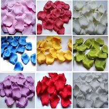 5000 Silk Rose Petals Wedding Party Decoration Flower Vase Floral Confetti Favor
