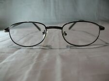 Foster Grant Spare Pair Brown Oval Reading Glasses +1.25 1.75 2.00 2.25 2.75