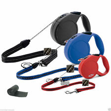 Flexi Retractable dog lead cord high quality top brand name in dog leads