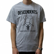 DESCENDENTS Shirt S,M,L,XL Rancid/NOFX/Anti-Flag/Pennywise/Lag Wagon/Adolescents