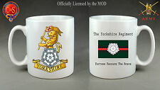 THE YORKSHIRE REGIMENT MUG, COASTER AVAILABLE