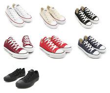 CONVERSE ALL STAR Low Sneaker 7 Colors Genuine Brand Shoes canvas shoes 1