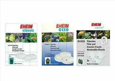EHEIM FLOSS PAD FOR CLASSIC/ECCO/PRO2 EXTERNAL FISH TANK FILTER WHITE MEDIA FOAM