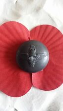 Regimental Poppy Button Pins - Single, Pack of 2 or 5 Pack