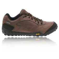 Hi-Tec Mens Bartholo Brown Waterproof Trail Hiking Walking Outdoors Shoes