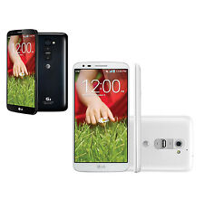 5.2'' Unlocked LG G2 D800 4G LTE Android OS Smartphone - 32GB 13MP - White/Black