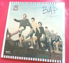 B.A.P BAP UNPLUGGED 2014 4th Single Album Vol.4::CD+Photocard+Poster,New