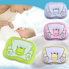 Hotsale Infant Neck Support Bedding Print Bear Head Shape Baby Shaping Pillow
