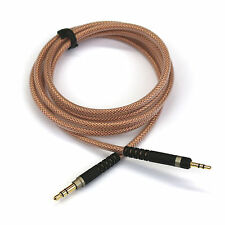 Replacement Audio upgrade Cable For Audio Technica ATH-M50x ATH-M40x Headphone