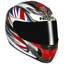 Nuvo Helmet SP2 Road Union england casco integrale moto racing inghilterra