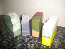 $3.49 All Natural Premium Handmade Organic  Soap Vegan GMO FREE