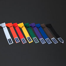 Blitz Karate/Judo/Aikido Colored Belt Martial Arts various colours and Sizes