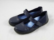 Orthaheel Sara Navy Orthotic Shoes PREOWNED