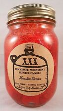 Moonshine Gel Candle, 15 oz. Canning Jar, Made in USA, Choose Your Scent!