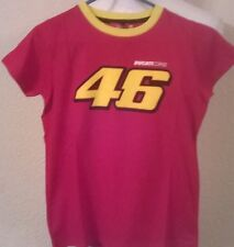 Ducati 3202 07 Valentino Rossi VR46 Kids The Doctor Tee Shirt