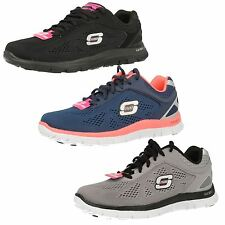Skechers Love Your Style Ladies Flex Appeal Trainers