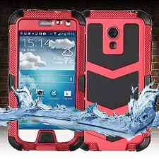 Samsung Galaxy HTC M7 M8 Mini Military Grade Aluminum Metal Case Waterproof